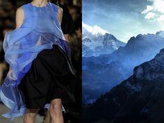 Quando la moda incontra la natura