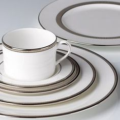 Sonora Knot Dinnerware by kate spade new york  http://www.lenox.com/dinnerware/sonora-knot/kate-spade-new-york?A=33208=1434=p_pattern_id=e1434