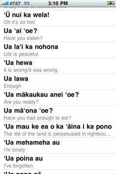 11 best hawaiian phrases images on pinterest hawaiian phrases hawaiian phrases 2214 1 speak hawaiian phrasesg m4hsunfo