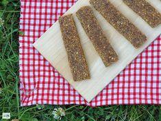 Barrette Pic Nic -Snack - Gusto Mela e Cannella - Ricetta Crudista | Cucina BioEvolutiva