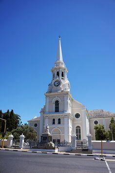 NG Kerk Wellington Mosques, Cathedrals, Kruger National Park, Unique Architecture, Tourist Spots, Beautiful Buildings, Cape Town, South Africa, Temple