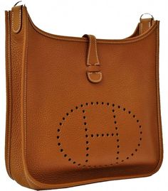 559ca473000 Hermès Evelyne Iii Pm Leather Hobo Bag  Hermeshandbags Hermes Evelyn,  Hermes Lindy, Handbags
