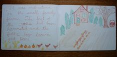 heirloom seasons: Waldorf 3rd Grade Farming Block