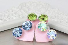 jojo loves you bling earrings