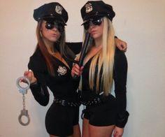Sexy cops costume! More