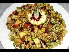 Instant Healthy and Tasty Sprouts Fruits Salad Ramzan Special Recipes, Sprouts, Breakfast Recipes, Tasty, Salad, Fruit, Healthy, Youtube, Salads