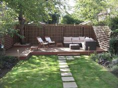 Backyard Privacy Fence Landscaping Ideas On A Budget 91
