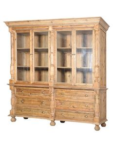 Four Hands 'Mason' 6-Drawer Sideboard with Hutch