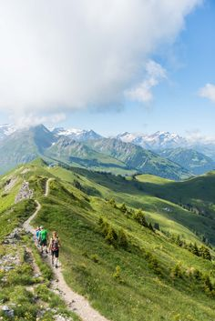 What a lovely hike from Rinderberg to Horneggli!