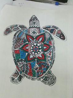 turtle got em zen