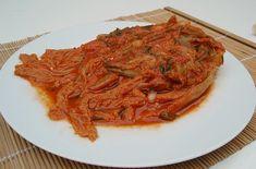 Baechu Kimchi - Chinakohl pikant nach koreanischer Art 1