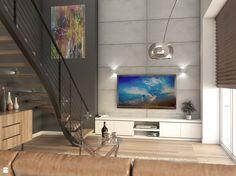 Salon styl Industrialny - zdjęcie od MM atelier - Salon - Styl Industrialny - MM atelier