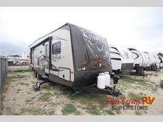 New 2015 Prime Time RV Spartan 3010 Toy Hauler Travel Trailer at Fun Town RV | San Angelo, TX | #A21350