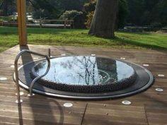 minipool hot tub 5 seats by kos by zucchetti design ludovica roberto palomba mini pool. Black Bedroom Furniture Sets. Home Design Ideas