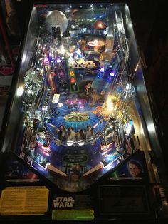 Pinball, Tilt, Star Wars, Games, Stars, Gaming, Sterne, Starwars, Plays