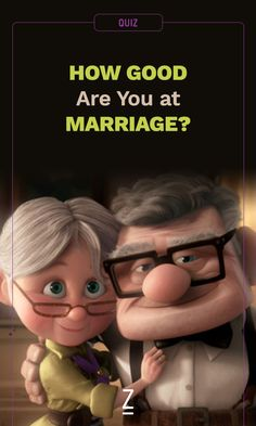 Marriage can be hard, but this quiz isn't! Find out how good you are at marriage right now!