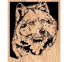 I Am Wolf Project Pattern