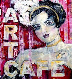 Art Café Pink