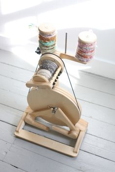 I'm going to get this I love hand spinning but it takes so long so I'm finally going to get a wheel ( it's also going to be a lovely scent piece to my room Decor )