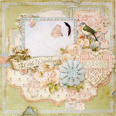 Little Darlings *Graphic 45* - Scrapbook.com
