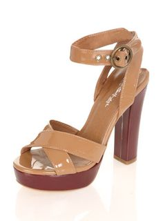 These are identical to my Mums wedding shoes, except hers were white!
