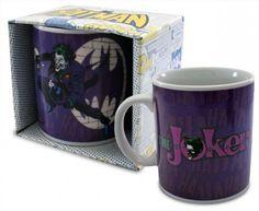Batman - Boxed Ceramic Coffee Mug (The Joker) Merchandiseonline http://www.amazon.com/dp/B004FCUZOA/ref=cm_sw_r_pi_dp_yBrkwb05YS8AY