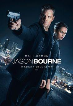 Jason Bourne (2016) Napisy PL obejrzyj cały film online | FilmowniaOnline - Oglądaj filmy online bez limitów
