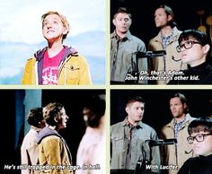 """When the Winchesters finally had their """"oh shit we forgot Adam"""" moment"""