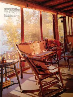 outdoors sunroom
