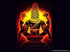 http://harekrishnawallpapers.com/sri-narasimha-deva-artist-wallpaper-001/