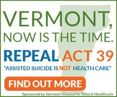 Repeal Act 39 --Vermont