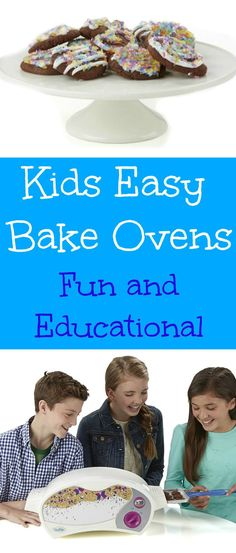 Kids Easy Bake Ovens - Toys that are both educational and fun are the perfect toys to buy.