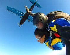 Salto Tandem a 3000m de Altitude - Castelo Branco | Sky Fun Center