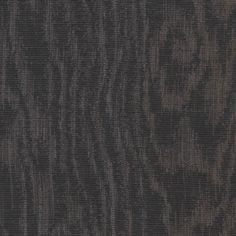 Sandis in Tobacco | Knoll Luxe #fabric #textiles #cotton #linen #brown #black