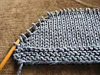 Yay for a tutorial on short rows that I can actually follow! Thanks knitty.com