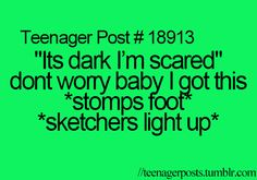 Lol I remember I was In mammoth cave and the kid infront of me was stomping just to light up the place