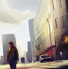 """City View"" by Michal Sawtyruk"
