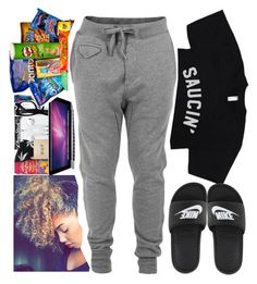"""""""Untitled #74"""" by bxby-girl-rielle ❤ liked on Polyvore featuring Puma, Junk Food Clothing, Diesel and NIKE"""