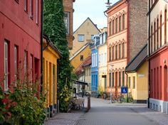 """""""I've fallen in love with Scandinavia. It has great food, interesting wine, and friendly, gorgeous people riding bikes everywhere. I'd particularly like to experience the bike-through cafés in Malmö, Sweden."""" –Lorenzo Martone, founder of New York–based bicycle brand Martone Cycling Co."""