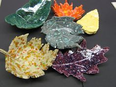 leaf crafts - Google Search