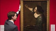 In mostra a Palazzo Braschi a Roma la grande mostra che celebra una delle famose pittrici del Seicento: Artemisia Gentileschi.