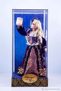 Rapunzel and Flynn Rider Disney Fairytale Designer Collection Limited Edition Disney Store Exclusive Dolls