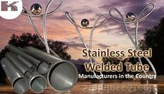 Stainless steel is one such product that finds its presence in every sector, be it domestic usage or industrial. This is the reason that Stainless Steel Welded Tube Manufacturers in the Country are so much in demand. Moreover, finding a reputed company is not a tough task, all thanks to emerging new media for marketing. http://in.kompass.com/a/pipes-and-tubes-stainless-steel/2702008/