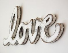 Cute wooden wall hanging