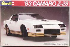 Revell Camaro Camaro Models, Chevy Models, Camaro Z, Chevrolet Camaro, Revell Model Cars, Monogram Models, Life Car, Plastic Model Cars, Model Cars Kits
