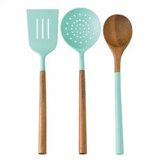 Kate Spade Set Of 3 Kitchen Tools ($35) ❤ liked on Polyvore featuring home, kitchen & dining, kitchen gadgets & tools and kate spade