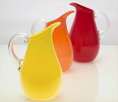 orbix hot glass pitchers