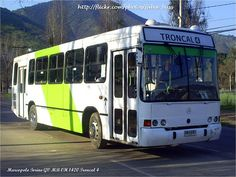 Marcopolo Torino GV, Chasis Mercedes-Benz OH1420. Troncal 4
