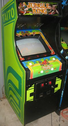jungle king arcade game - Bing Images