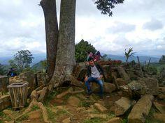 Mount Padang view.